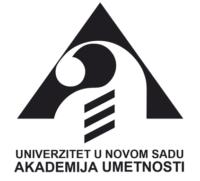 Univerzitet u Novom Sadu Akademija Umetnosti